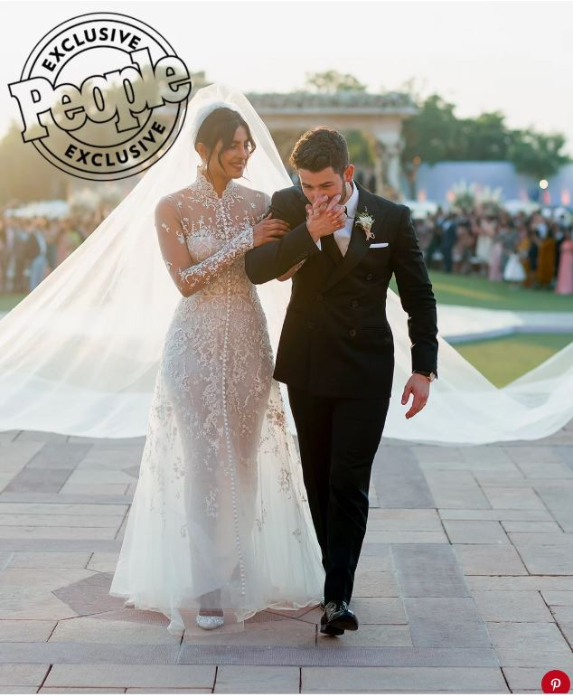 India Tv - Priyanka Chopra and Nick Jonas' wedding is out of a fairytale