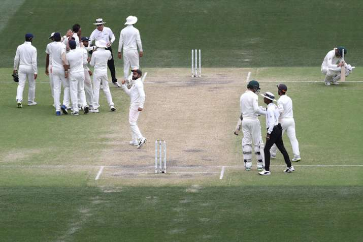 India Tv - India lead the four-match Test series 1-0