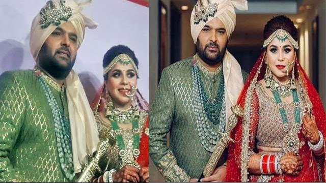 Kapil Sharma, Ginni Chatrath were a pleasure to dress, say