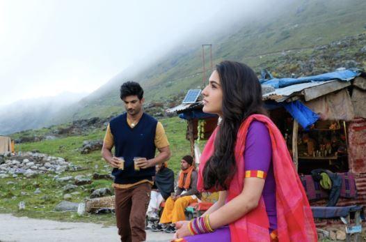 kedarnath full movie watch online netflix