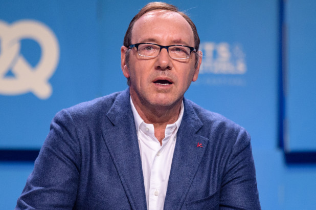 Actor Kevin Spacey charged with sexual assault