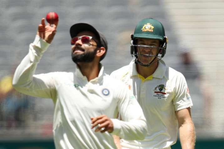 It was good banter: Darren Lehman on Kohli-Paine confrontation