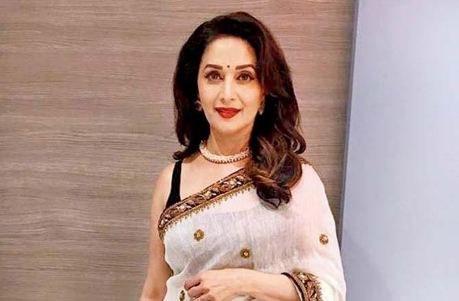 Madhuri Dixit In BJP's Shortlist To Contest From Pune In