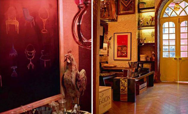 India Tv - Shah Rukh Khan's bungalow Mannat (Inside Pics)