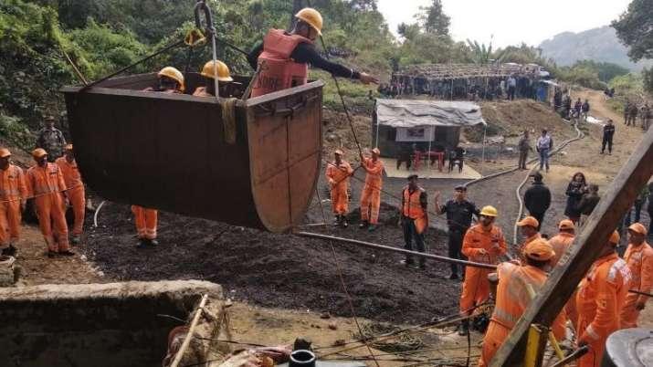 Meghalaya mine collapse