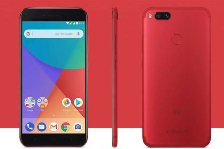 Xiaomi Mi A1 starts receiving Android Pie update, Gets dual