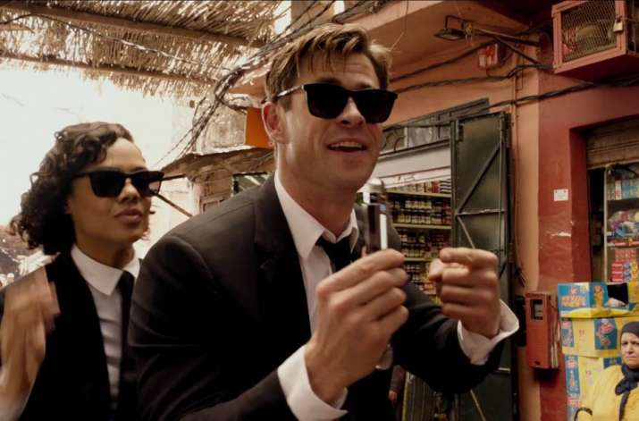 Men In Black International Makers Announce India Release