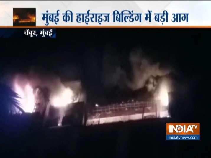 Major fire breaks out in Tilak Nagar