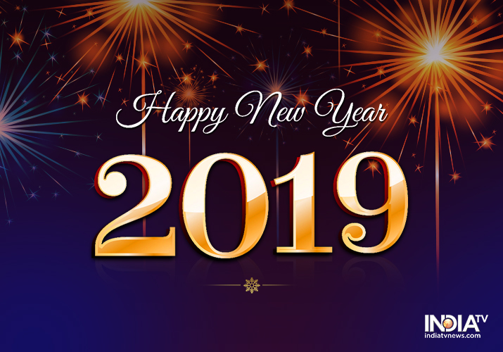 Best photos of new year 2019