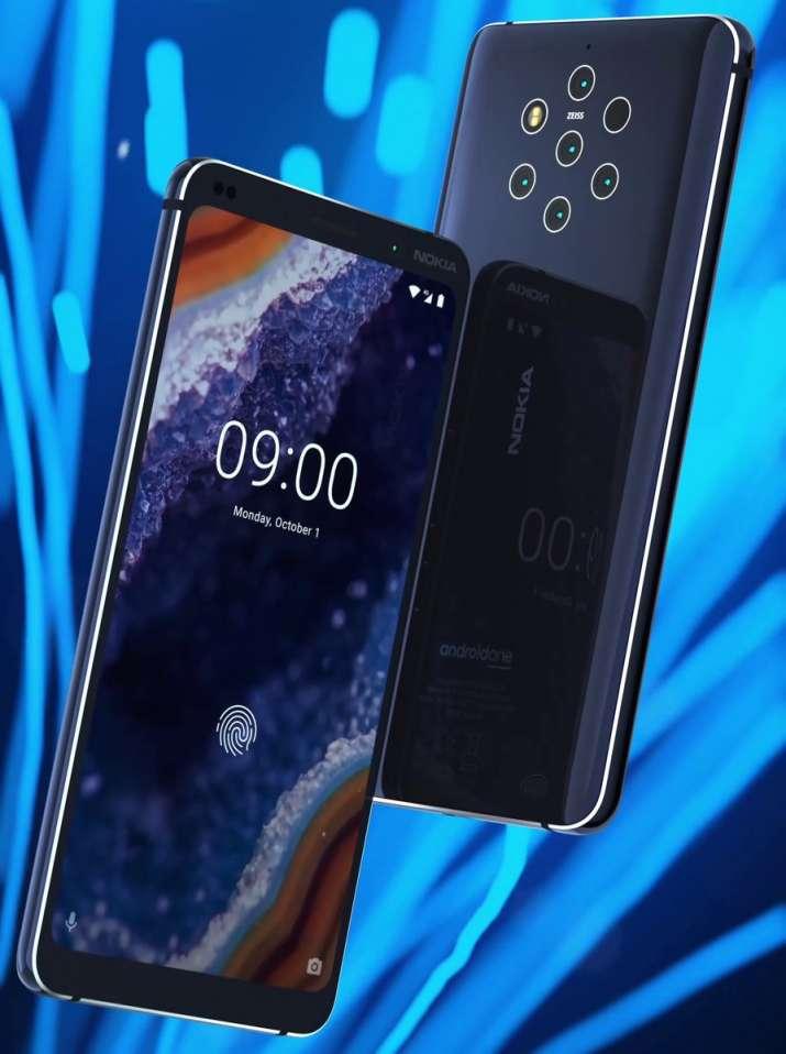 India Tv - Nokia 9 PureView