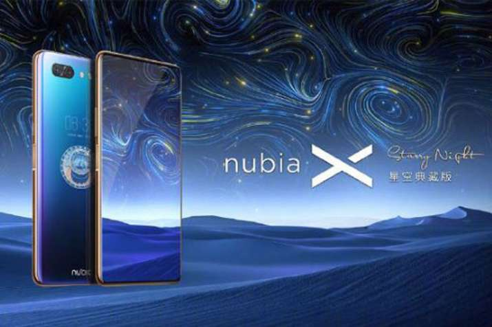 India Tv - ZTE Nubia X Starry Night