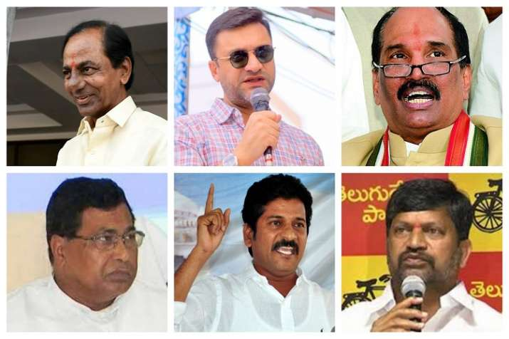 Telangana Assembly Elections: Key candidates in fray