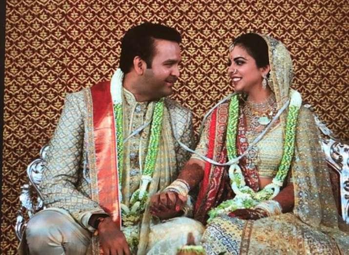Isha Ambani and Anand Piramal's fairytale wedding costs a fortune