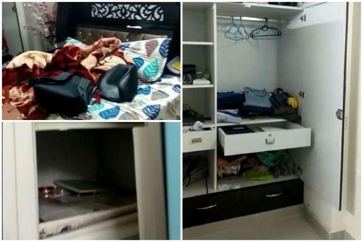 3 flats looted at Panchsheel Greens 2 society;