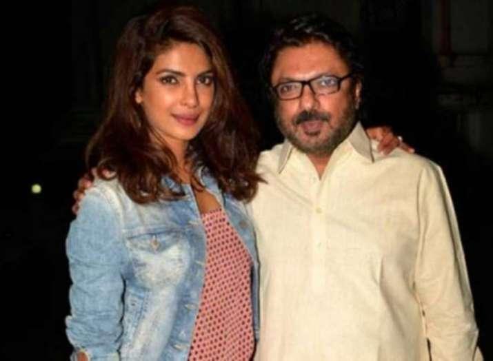 India Tv - Priyanka Chopra to play Gangubai Kothewali in Sanjay Leela Bhansali's next film Heera Mandi?