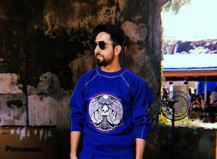 Films I'm doing are extension of my street theatre, says Ayushmann Khurrana