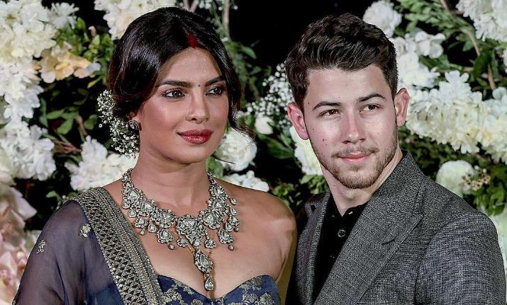 Priyanka Chopra, Nick Jonas Mumbai Reception