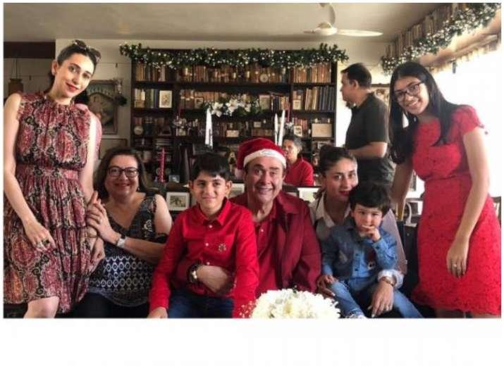 Inside Kapoor's annual Christmas lunch, Kareena-Karisma
