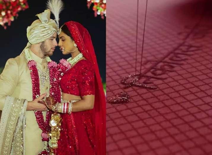 Video Sabyasachi Reveals Intricate Details About Priyanka Chopras