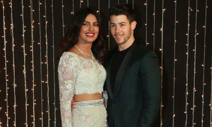 priyanka chopra nick jonas fourth wedding reception