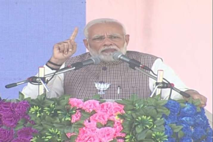 PM Modi in Sumerpur LIVE: 'I don't want to win just