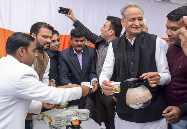 Rajasthan Vidhan Sabha Election Results 2018