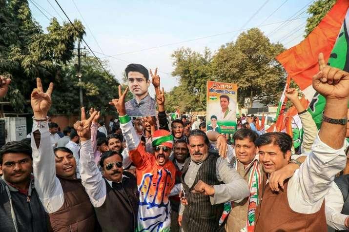 India Tv - Rajasthan Vidhan Sabha Election Results 2018