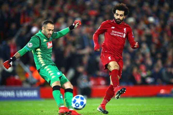 Champions League: Alisson, Salah heroic ensure Liverpool through in round of 16