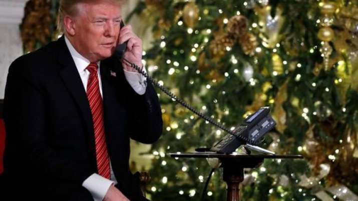 'Believing in Santa at 7 is marginal': Trump tells South