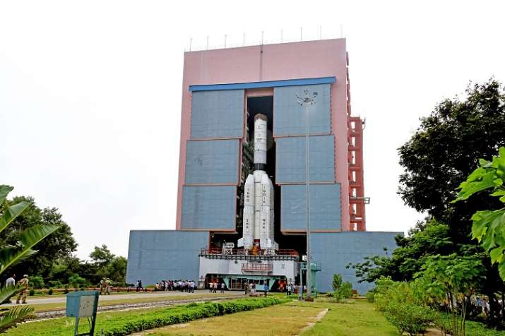 India Tv - GSLV-F11 carrying 2,250 kg GSAT-7A is scheduled to lift-off at 4:10 pm on Wednesday.