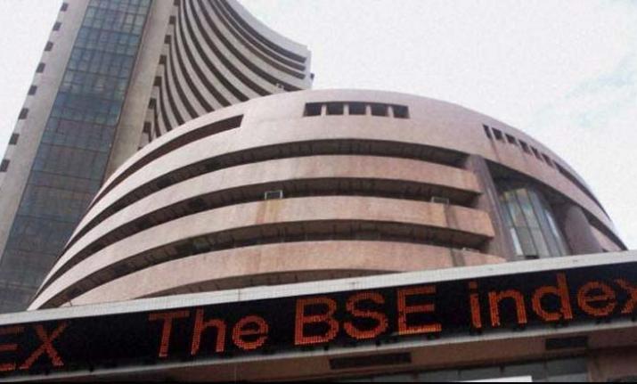Sensex cracks over 300 points, Nifty drops below 10,700