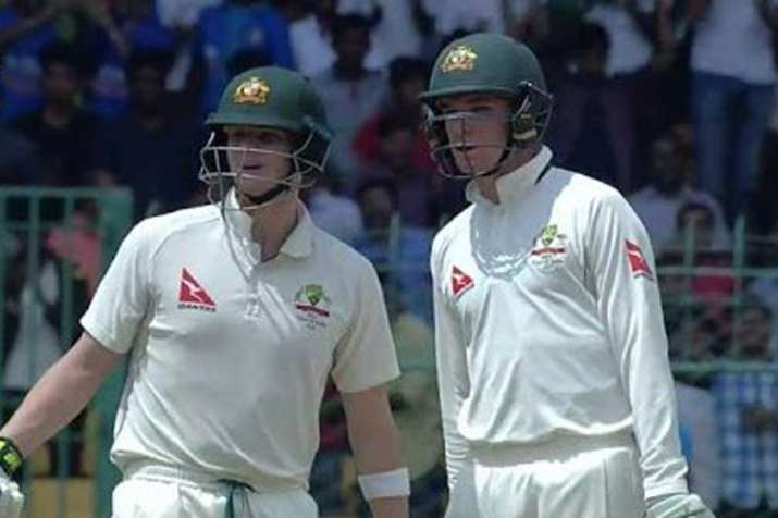 India Tv - Smith had a brain-fade moment on the 2017 tour to India.