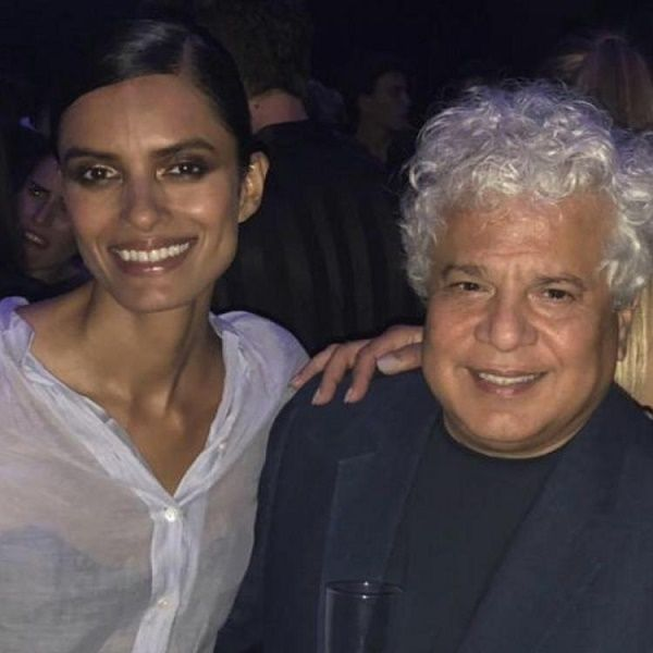 India Tv - Suhel Seth ties the knot with model Laksmi Menon in private ceremony on Christmas