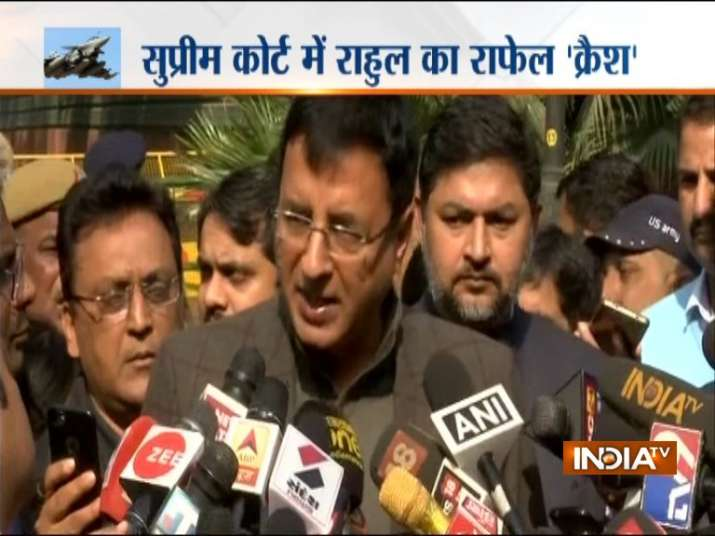 Congress refuses to back down, demands JPC for