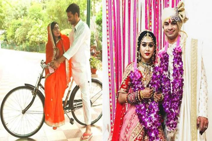 India Tv - Tej Pratap married Aishwarya Rai in Patna on May 12. (File Photo)