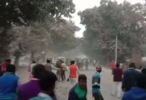 Policeman killed in Ghazipur