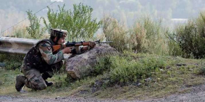 Pakistan violates ceasefire in Poonch thrice in 3 days,
