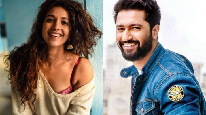 India Tv - Vicky Kaushal – Harleen Sethi