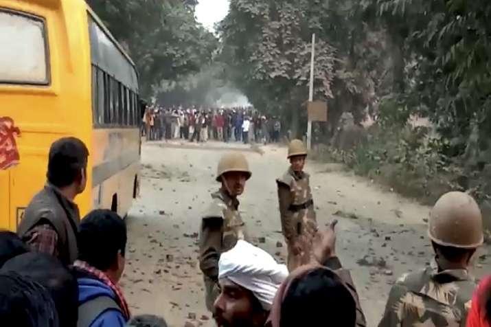 Ghazipur mob violence