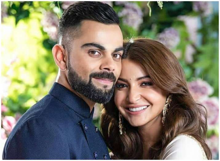 India Tv - Most loved picture of 2018 belongs to fan-favourite couple Anushka-Virat. See the stunning pics inside!