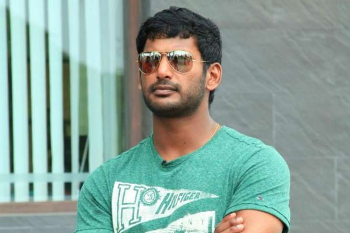 Actor Vishal detained for attempting to forcibly enter TFPC