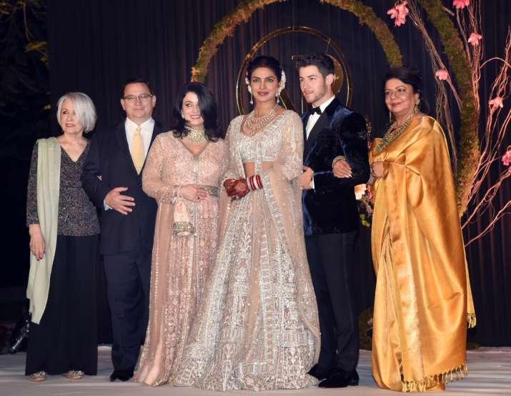 India Tv - Priyanka Chopra and Nick Jonas' families