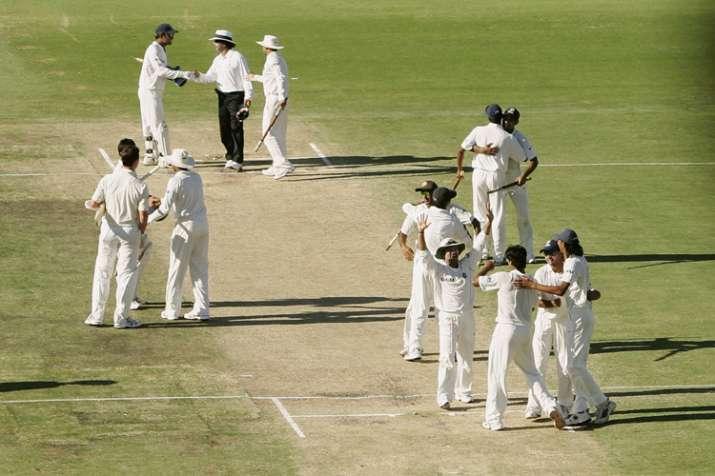 India Tv - Bowelrs starred for India in the win at the WACA in 2008