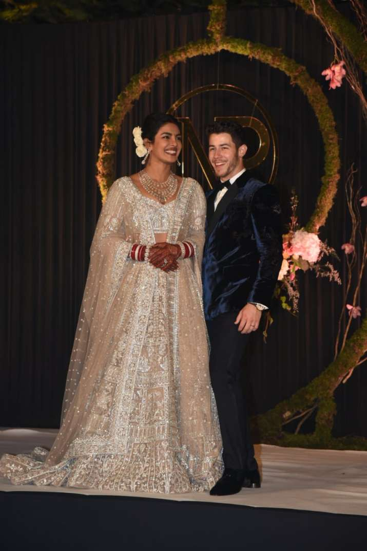 India Tv - Priyanka Chopra and Nick Jonas wedding reception in Delhi tonight