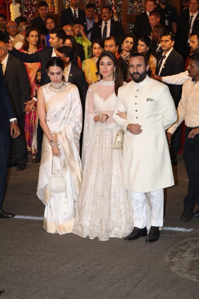 India Tv - Saif Ali Khan, Kareena and Karisma