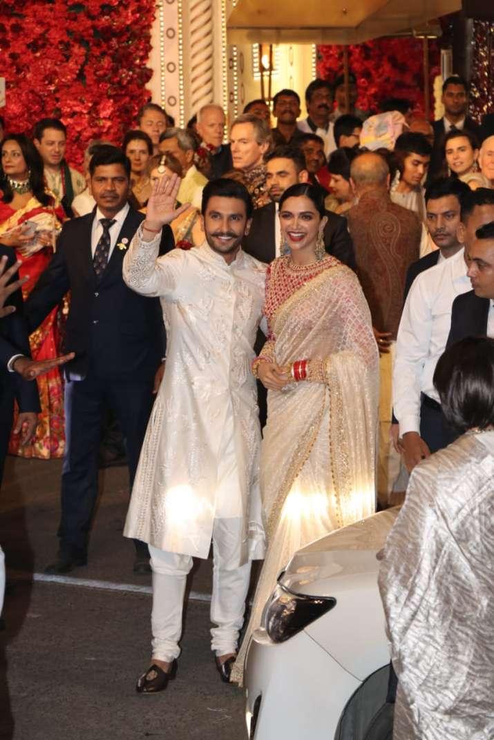 India Tv - Deeepika Padukone, Ranveer Singh