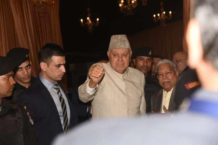 India Tv - Farooq Abdullah
