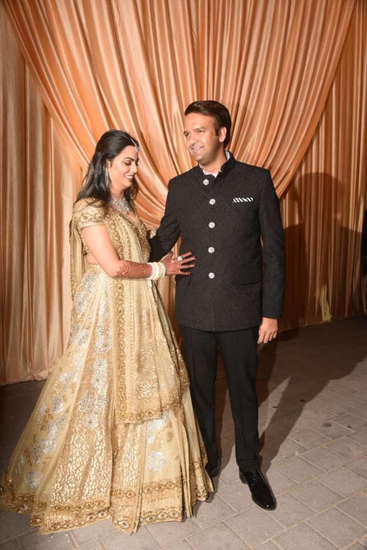 India Tv - Isha and Anand