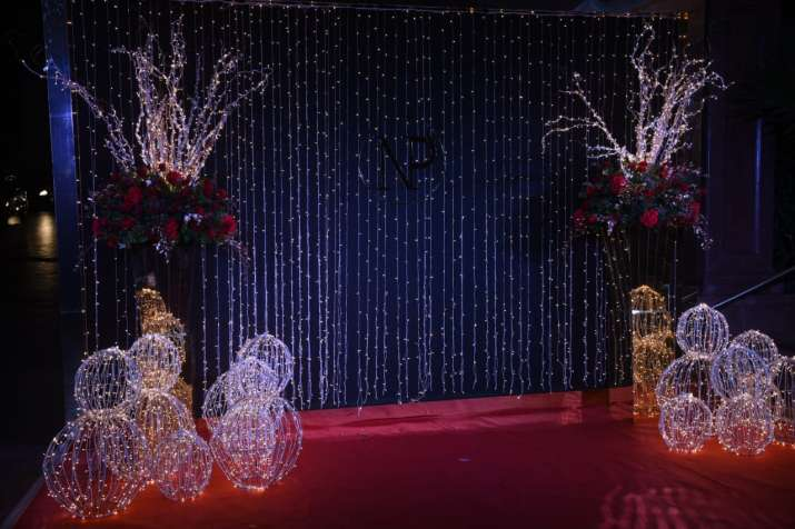 India Tv - Taj Land's End gets decked up for Nickyanka reception