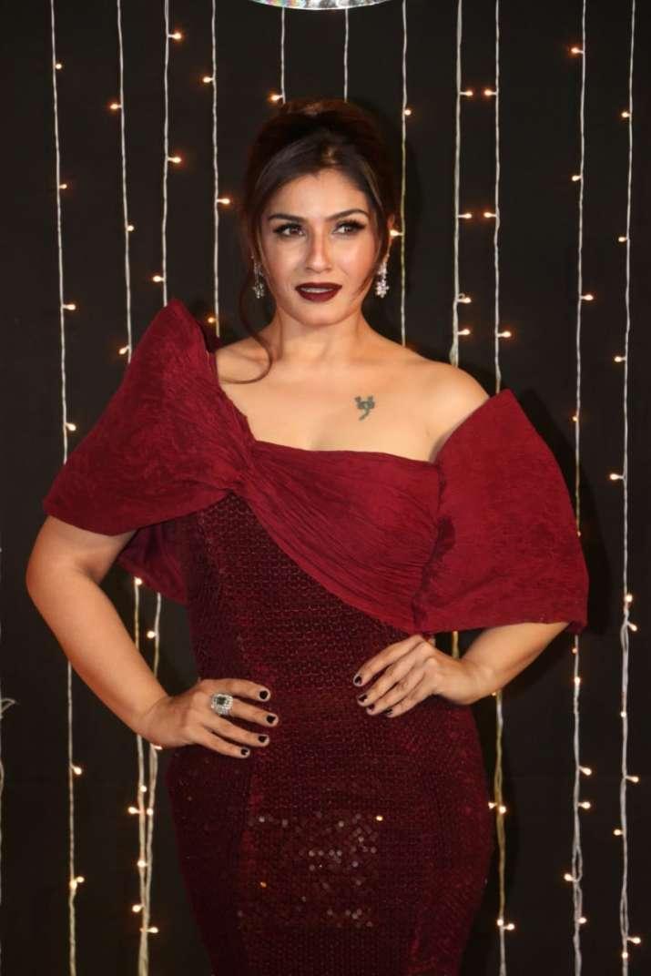 India Tv - Raveena Tandon